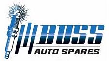 Mazda 3 Boot Shock+Spoi Type L=R 2009-2014
