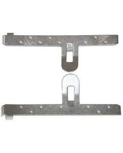 Golf 1,2,3/Caddy/Fox Clip Brake Pad X2