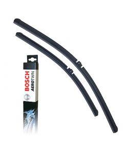Wiper Blades Bosch Set Polo 9N1,Golf4, 9N2