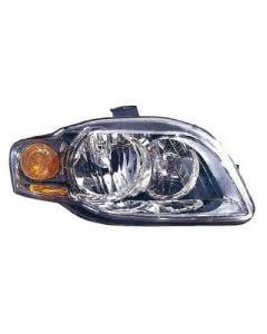 A4 Headlamp - Right 2005-2007 (B7) - Halogen