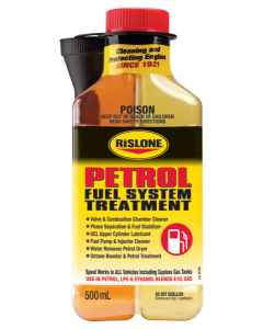 Rislone Petrol Fuel System Treatment 500ml