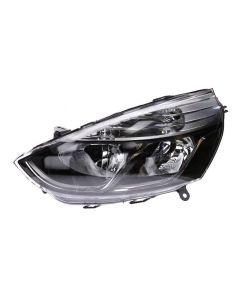 Clio Head Light Left Chrome 2013+