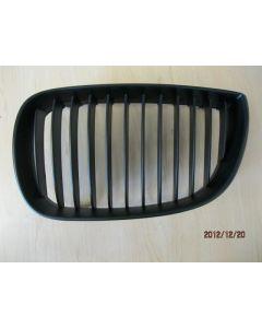 E87 Kidney Grill LHS (Black) 2004-2008