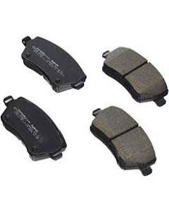 Clio  Front Brake Pad Set 2000-2017