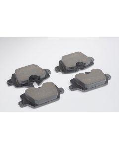 E87 Rear Brake Pad Set 2004-2011 (95.3x50.9mm)