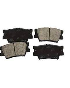 Auris (Hatch 5-dr) Brake Pad Set  (Ceramic) Rear 2007+