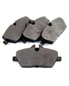 E87 Front Brake Pad Set 2004-2011 (162.6x73.7mm)