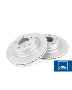 E90 / E87 Rear Brake Disc Set (Vent) 2005-2011 (300x20)