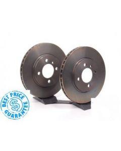 E30 Brake Discs Front 83-91 320i/323i/325i ( 260*22 ) (Set of 2 Front Discs )