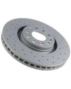 AUDI 500E/SEL/A4/A6 92- (FV) FRONT DISC