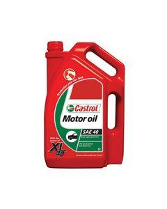 Castrol Motor Oil SAE40 5L