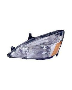 Accord Headlamp Electric LHS 2003-2005
