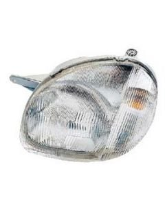 Atos 1.0 5-dr Head Lamp Left (Clear) 1999-2005