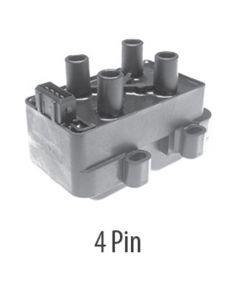 IGNITION COIL - ELECTRONIC - RENAULT CLIO/MEGANE LAGUNA D7F730