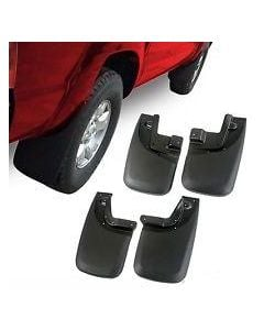 Mudflaps Hilux 98-05 4/4 Set of 4 with Screws