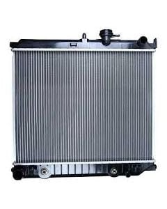 Trailblazer 2.5, 2. LT Dsl SUV Radiator Automatic 2012-2016