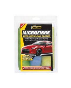 Shield Micro-fibre Cloth 3pack