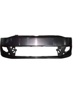 Polo 6 Front Bumper with Fog Lamp Hole  (HBK) 2010-2013