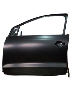 VW POLO 6 FRONT DOOR SHELL HATCHBACK LEFT 10-15
